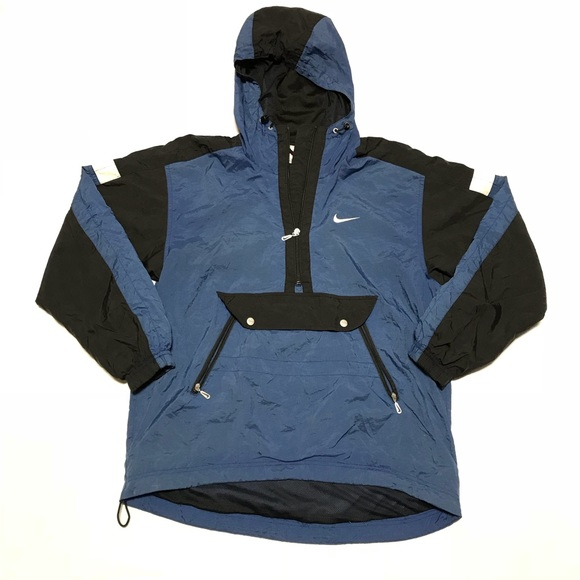 5e83db2cbcce Vintage Nike Anorak Jacket Small. M 5c00c8536a0bb73490f4bf91